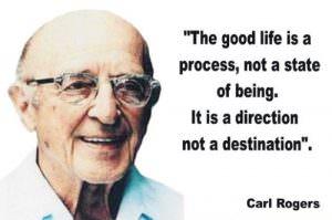 Carl Rogers - Process