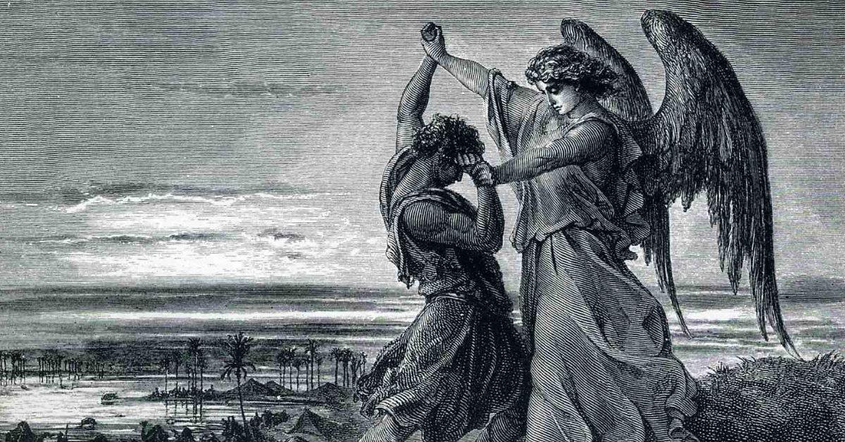Biblical Series XIV: Jacob: Wrestling with God Transcript   Jordan