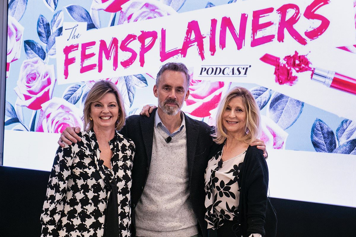 #60 – Femsplainers – Christina Hoff Sommers and Danielle Crittenden