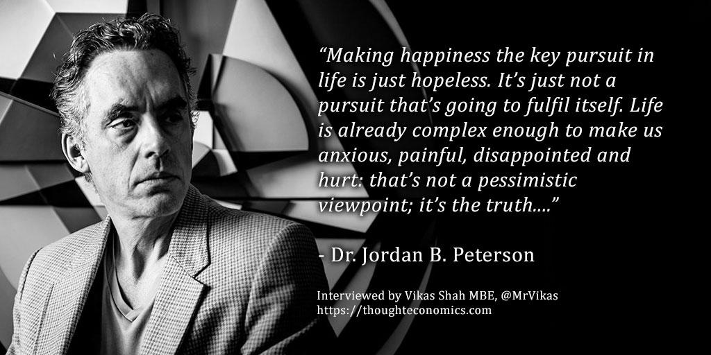nowy autentyczny najlepsza cena dla całej rodziny Thought Economics: A Conversation with Dr. Jordan B ...